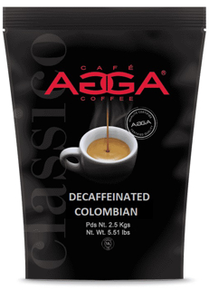 Picture of DECAFFEINATED COLOMBIAN 2500g - Beans